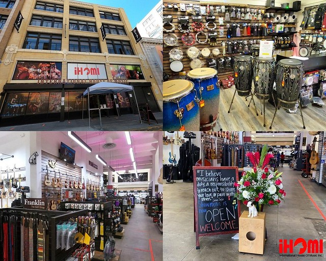 Choose the best Musical Instruments & Used Gear at IHOMI