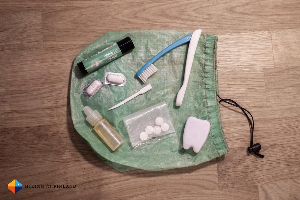 SUL Hygiene kit