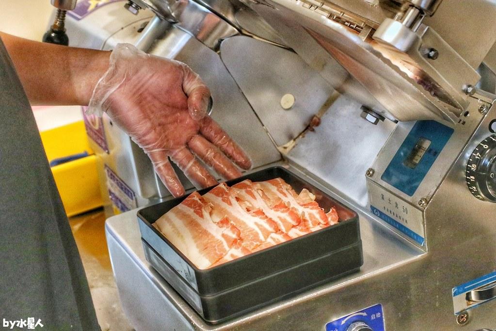 肉品現點現切