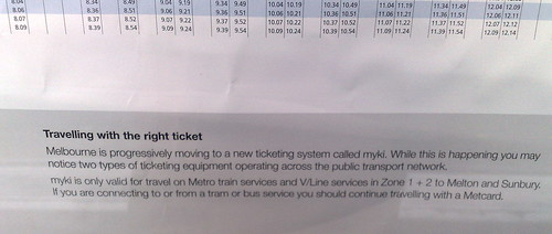 Myki smallprint (July 2010)