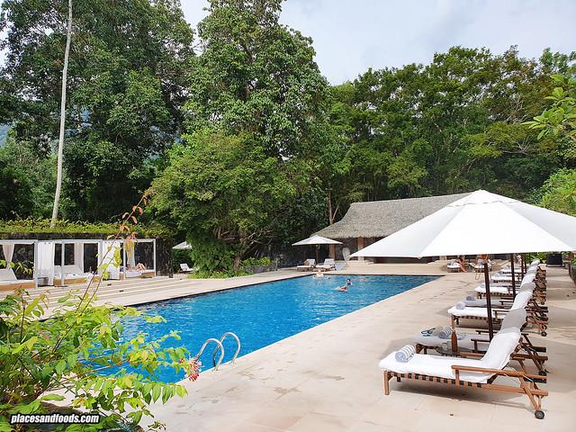 datai langkawi swimming pool