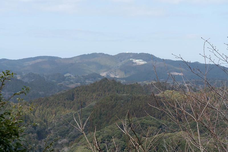 千葉県の愛宕山と思われる山