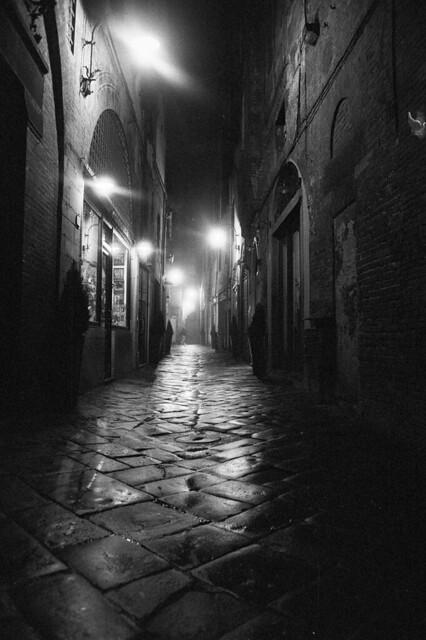 La notte a Lucca