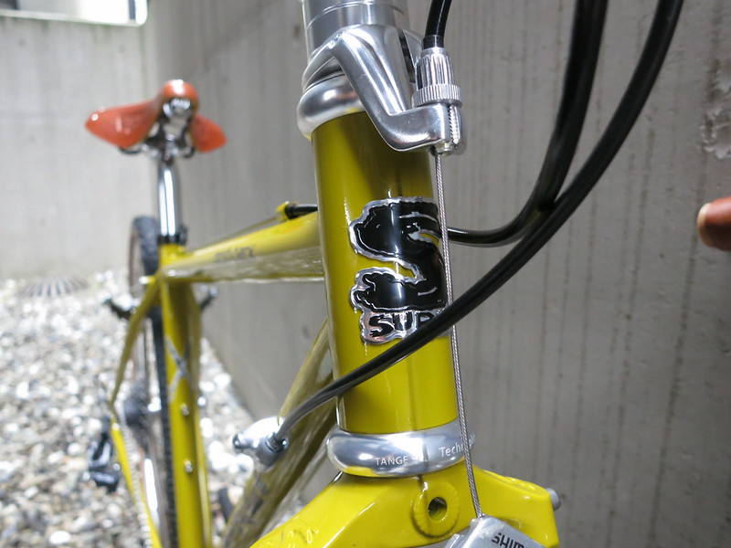 SURLY Cross Check Mus Hed