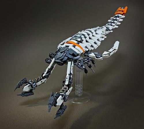 LEGO Mecha Eurypterid-11