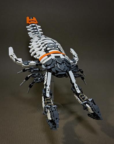 LEGO Mecha Eurypterid-02