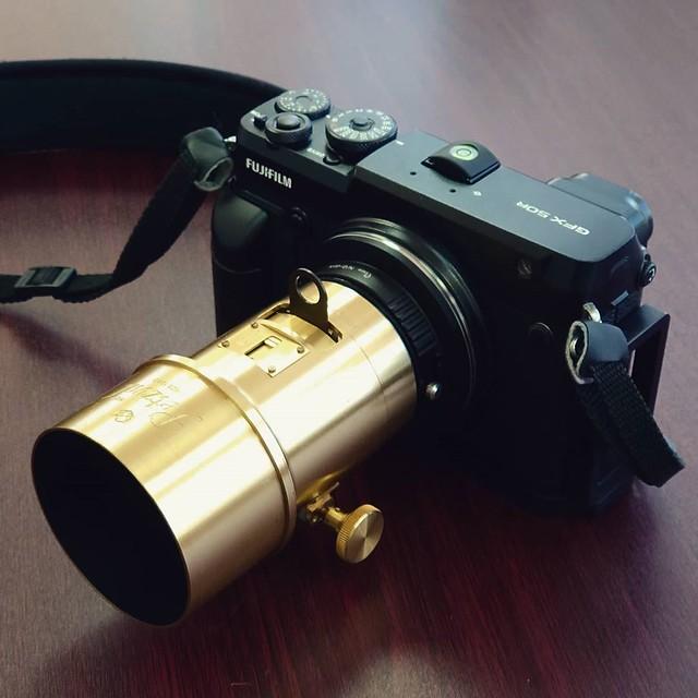 Petzval 85mm art lens 終極解放