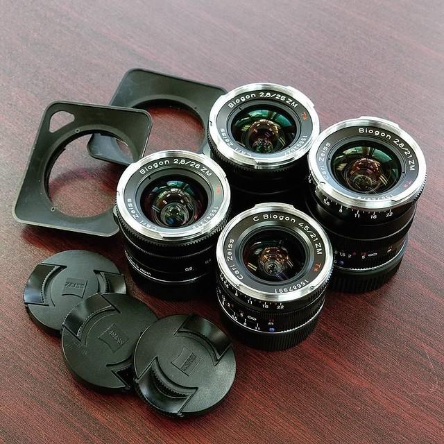 Zeiss ZM 21mm f2.8 超越G21的BIOGON