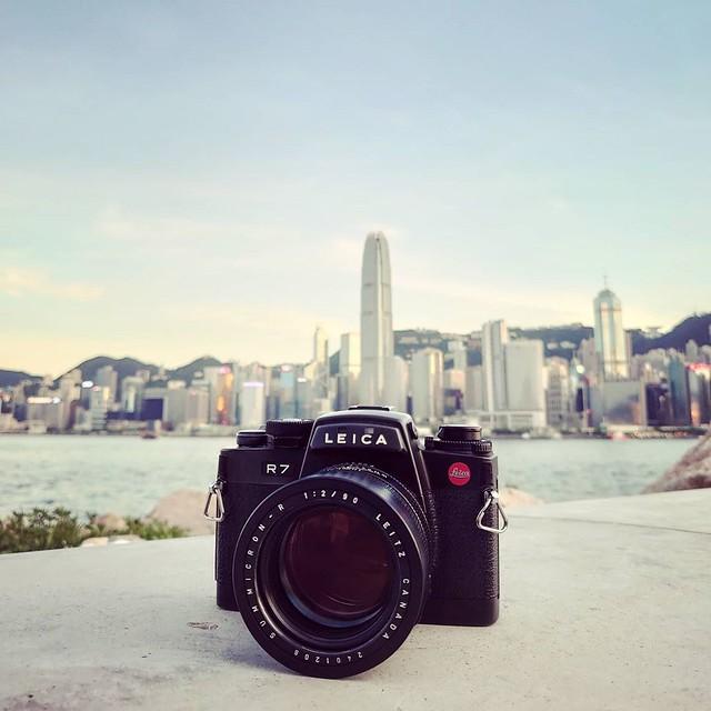 Leica Summicron-R 90mm f2 初代目