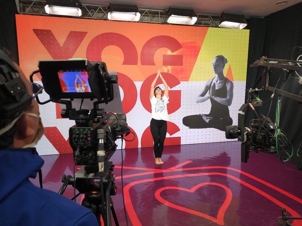 2020-07-30 DEPORTES La Secretaría de Deportes llegó a la TV