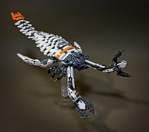 LEGO Mecha Eurypterid-05