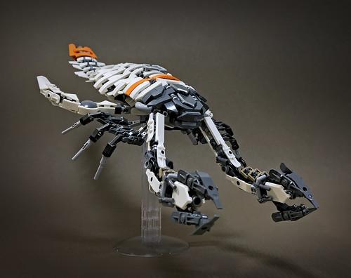 LEGO Mecha Eurypterid-03