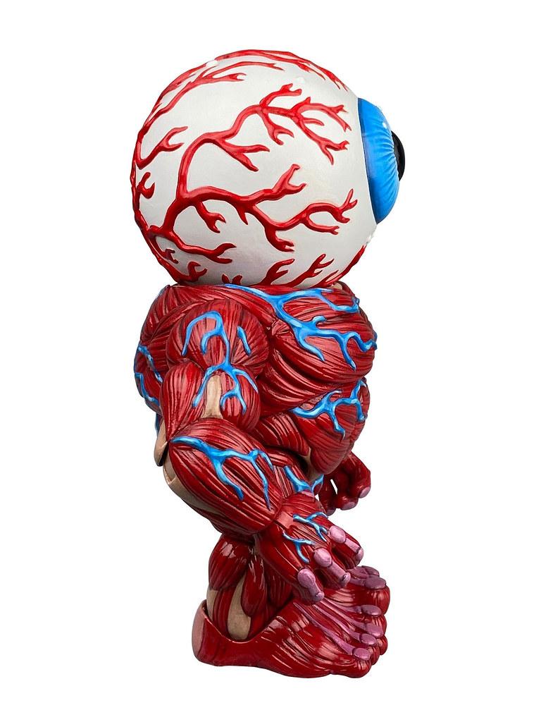 熟悉的獵奇風格可動再歸來!「Madballs Premium DNA 可動人偶 第一波」發表 還可以換頭喔~