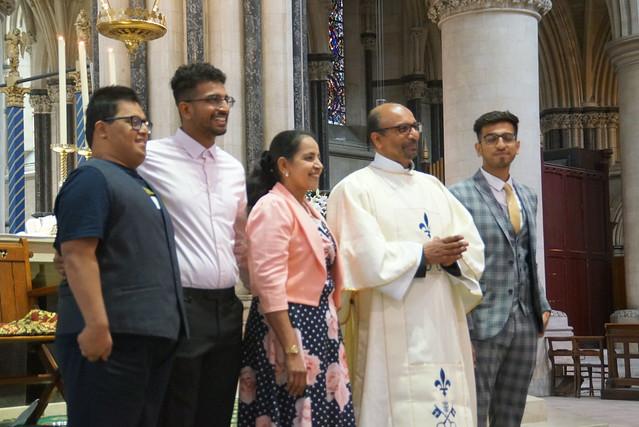 Deacon Jacob Cheriyan ordination