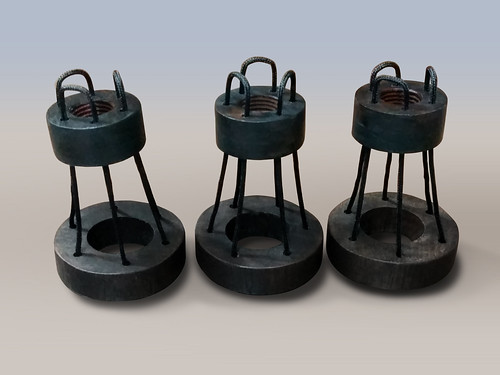 Michell Gyrodec suspension upgrade pylons kits 50169518476_78117bb69a