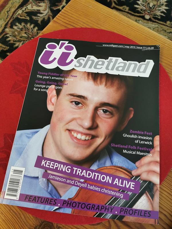 i'i shetland