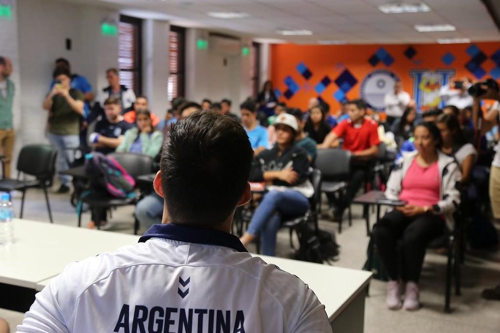 2020-07-30 DEPORTES: En San Juan se organizó el mejor torneo de handball de la historia