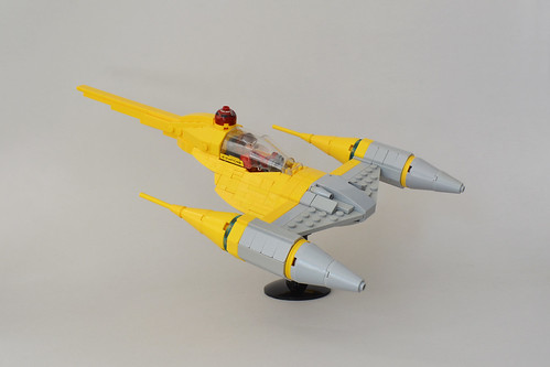 Naboo N-1 Update | by Kit Bricksto