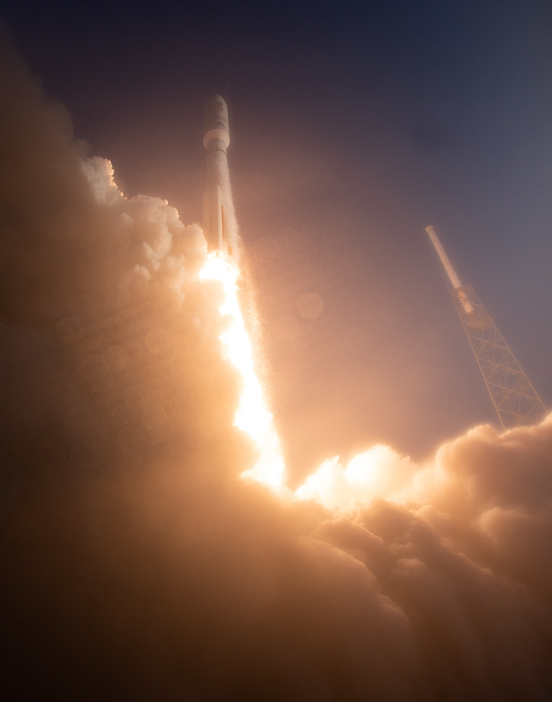 Mars 2020 Perseverance Launch (NHQ202007300013)   A United L…   Flickr