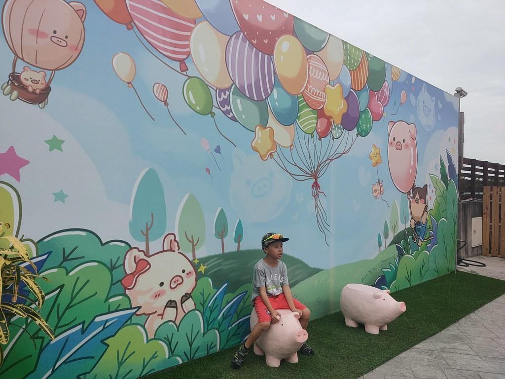 民雄三隻小豬觀光農場 (2)