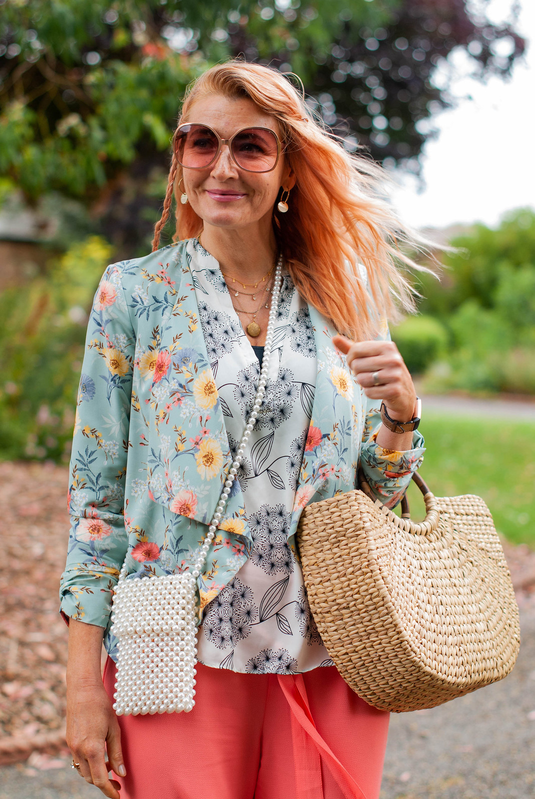 Clashing Summer Prints and Bold Colours | Birthday Outfit - Not Dressed As Lamb