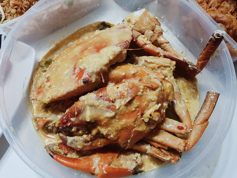 8Crabs Salted Egg Crabs