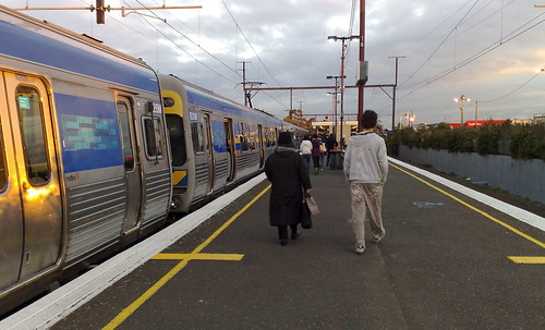 Bentleigh station (July 2010)