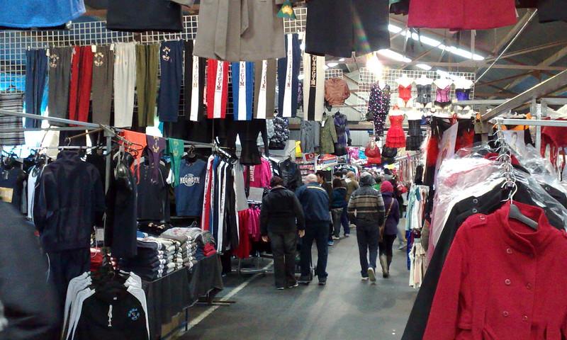 Queen Victoria Market (July 2010)