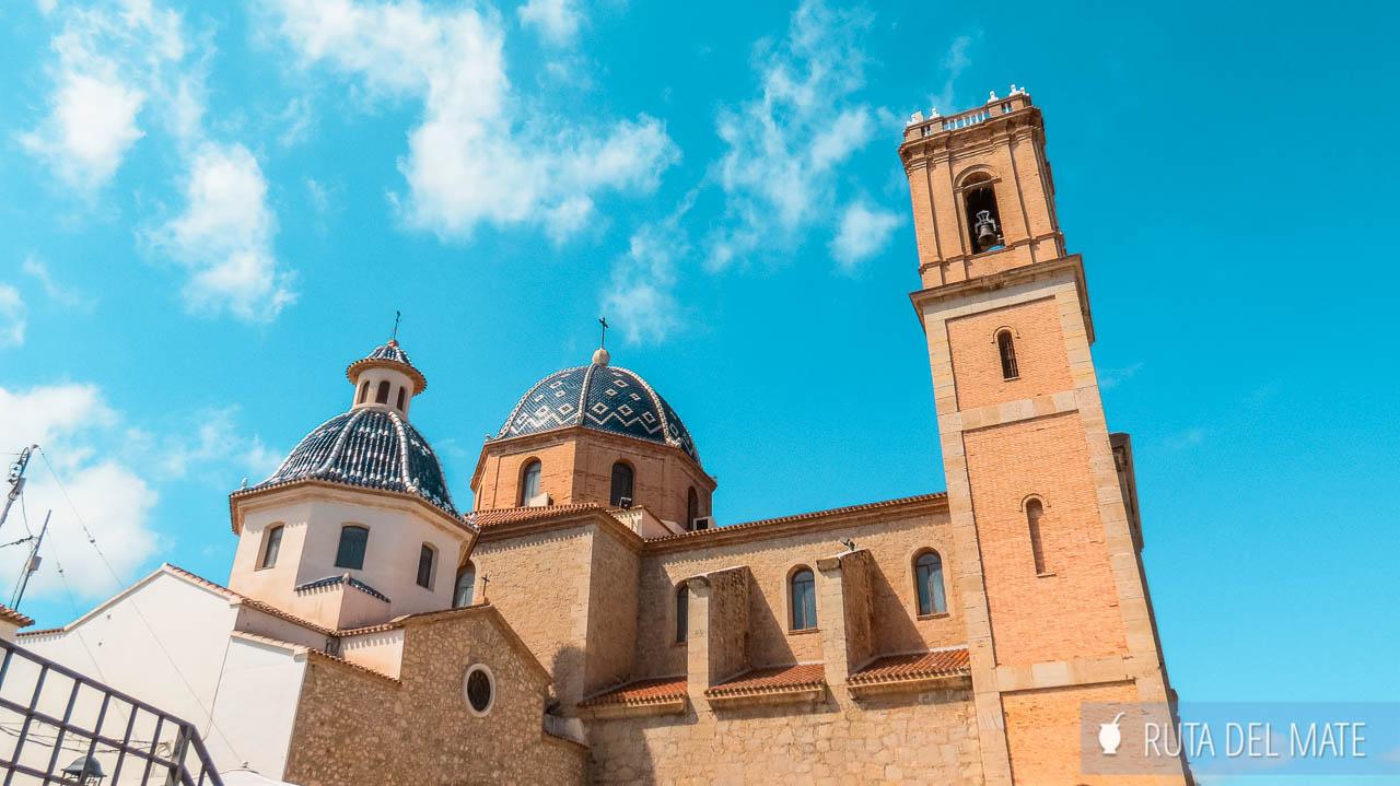 Iglesia Nuestra Señora del Consuelo de Altea