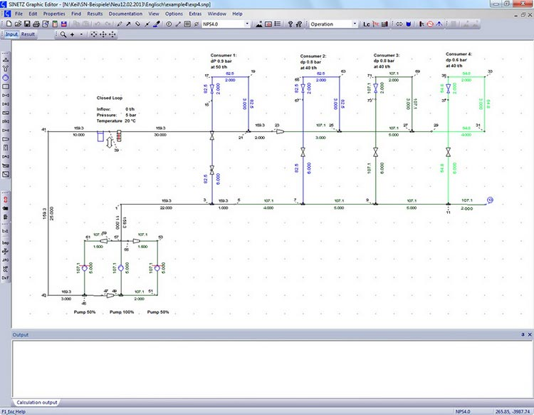 Working with SIGMA Engineering Agency SINETZ 2016 v3.8 full
