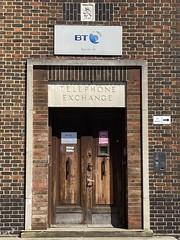 Bromley Telephone Exchange