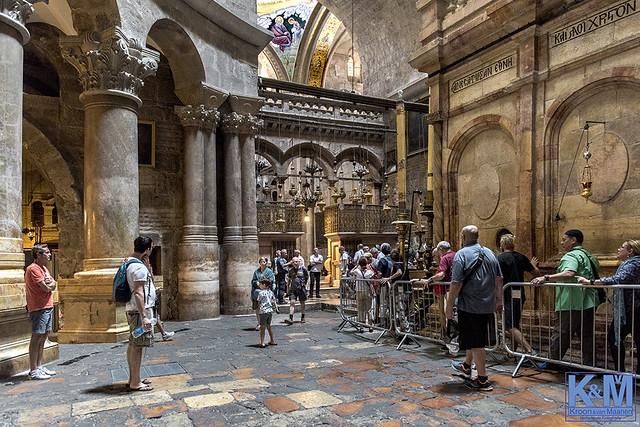 Jerusalem - Church of The Holy Sepulchre