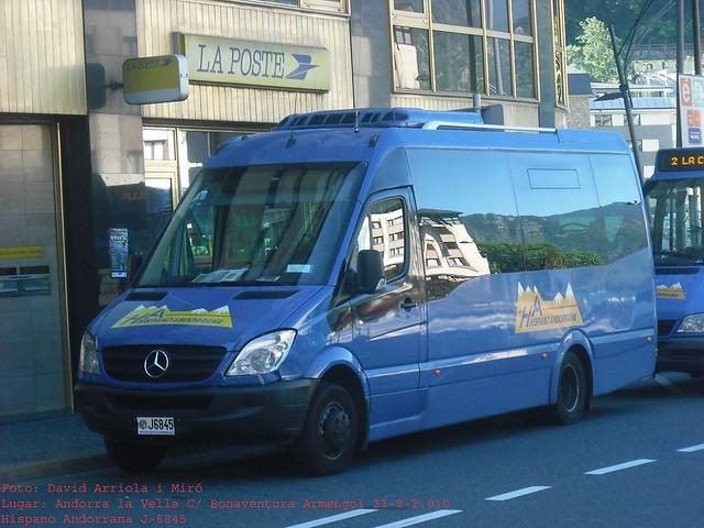 j6845 - Mercedes Benz O515 CDI (Carbus Spica Urban)