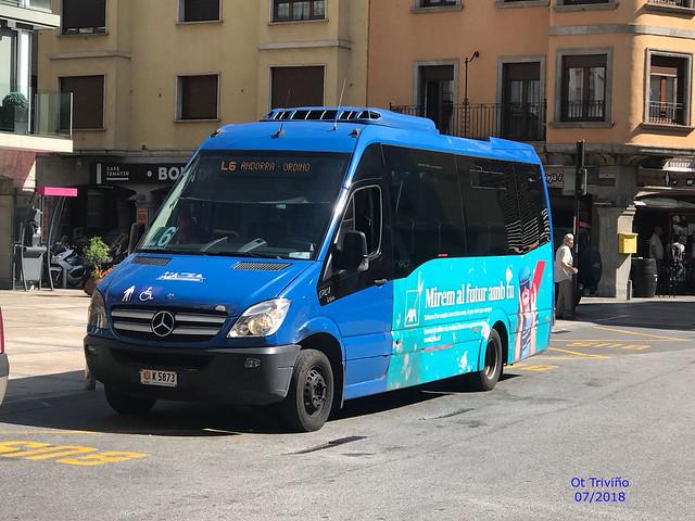 k5873 - Mercedes Benz O515 CDI (Carbus Spica Urban)