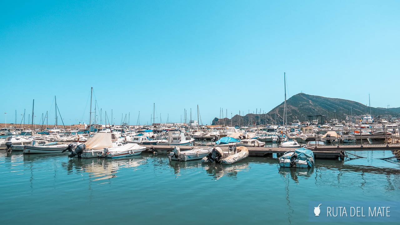 Puerto Deportivo de Altea
