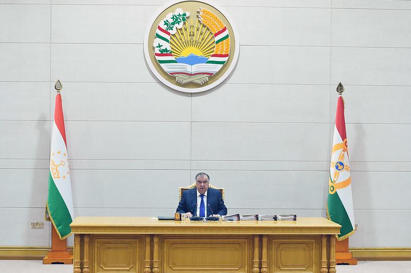 Маҷлиси Ҳукумати Ҷумҳурии Тоҷикистон  30.07.2020