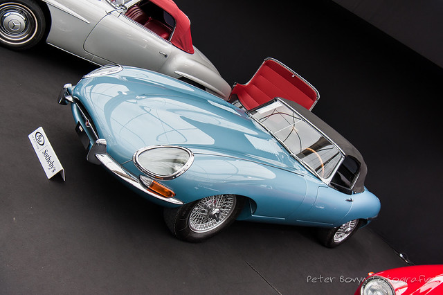 Jaguar E-Type 3.8 Roadster Series 1 - 1962