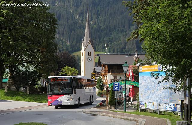 Bunte Buswelt - Krimml