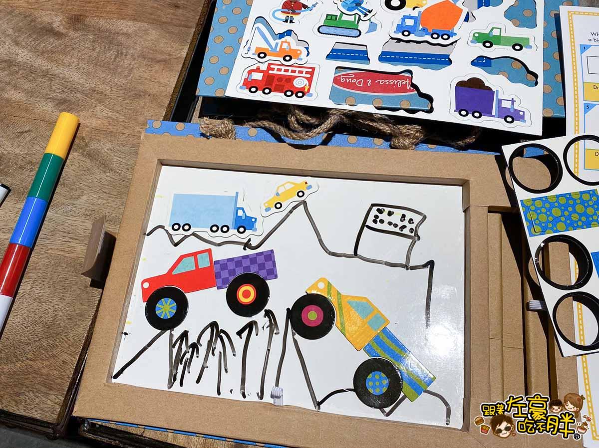 Melissa Doug瑪莉莎兒童玩具-23