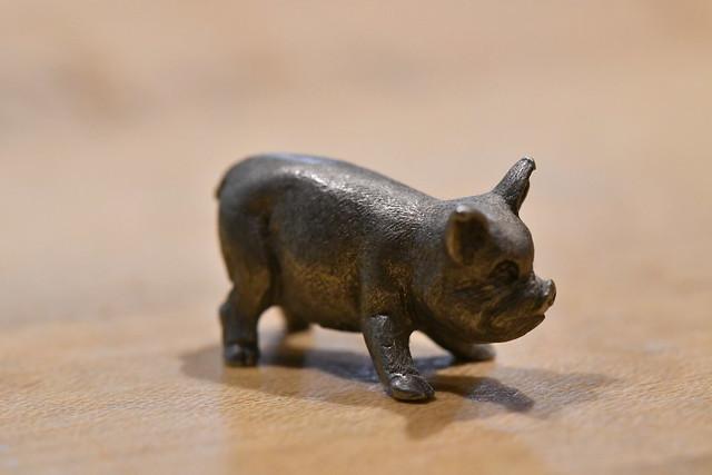 Pewter Pig