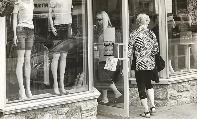Kawartha Store reflections