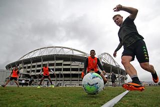 Treino do Botafogo - 30/07/2020