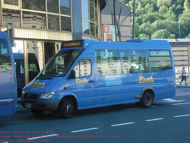 h6783 - Mercedes Benz O616 Sprinter (Unvi Cidade)