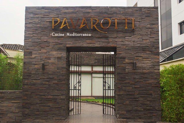 Pavarotti - Cucina Mediterránea