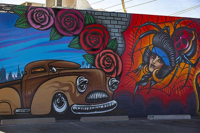 Iconic Arizona Mural