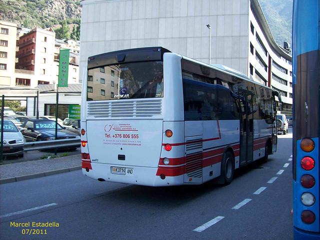 k3714 - Otokar Vectio 250LE