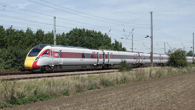 LNER 801229 - Biggleswade