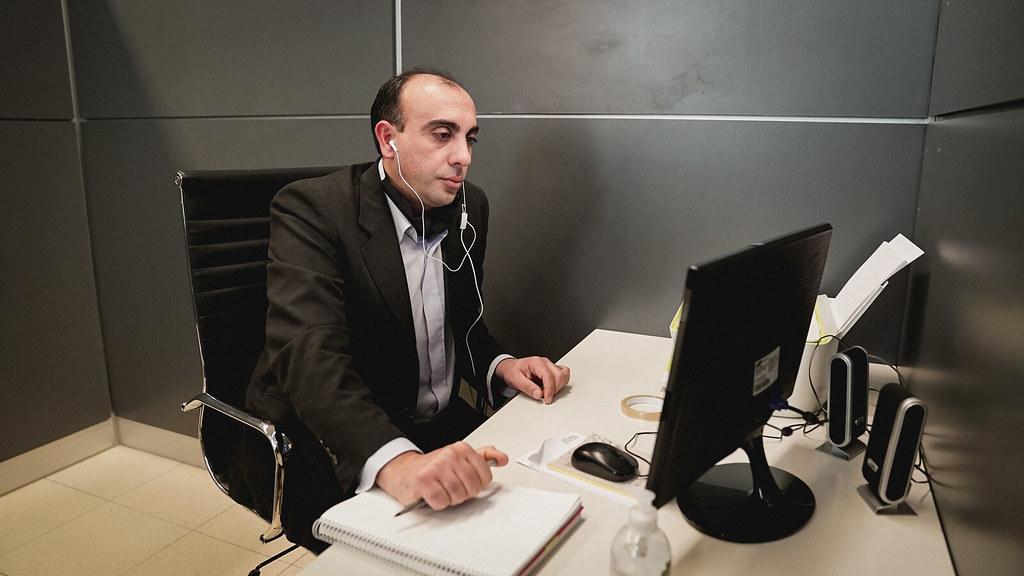 Videoconferencia con UNSJ y CFI