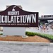 "<p><a href=""https://www.flickr.com/people/jpellgen/"">jpellgen (@1179_jp)</a> posted a photo:</p>  <p><a href=""https://www.flickr.com/photos/jpellgen/50170836898/"" title=""Hershey&#039;s Chocolatetown""><img src=""https://live.staticflickr.com/65535/50170836898_651e1907f6_m.jpg"" width=""240"" height=""159"" alt=""Hershey&#039;s Chocolatetown"" /></a></p>  <p><i><b>Hershey Park. Hershey, Pennsylvania.</b></i></p>"
