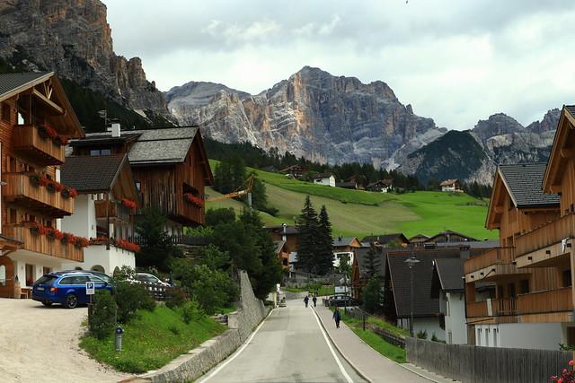San Cassiano village